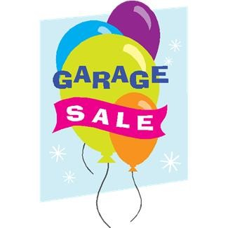 Balloon Garage-sale-clip-art