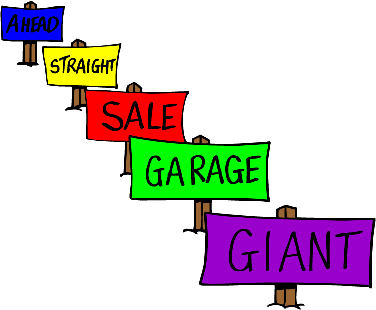 giant garage sale clip art the woman s club of upper saddle river rh usrwomansclub org garage sale clip art free garage sale pictures clip art