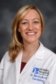 Dr Benita Burke