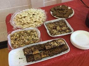 Dessert Reception 2