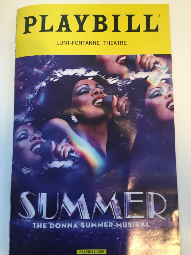 Summer Playbill