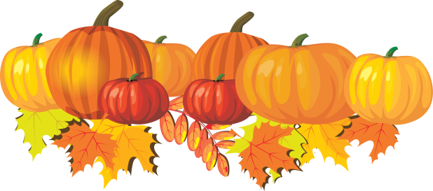 fall pumpkin banner