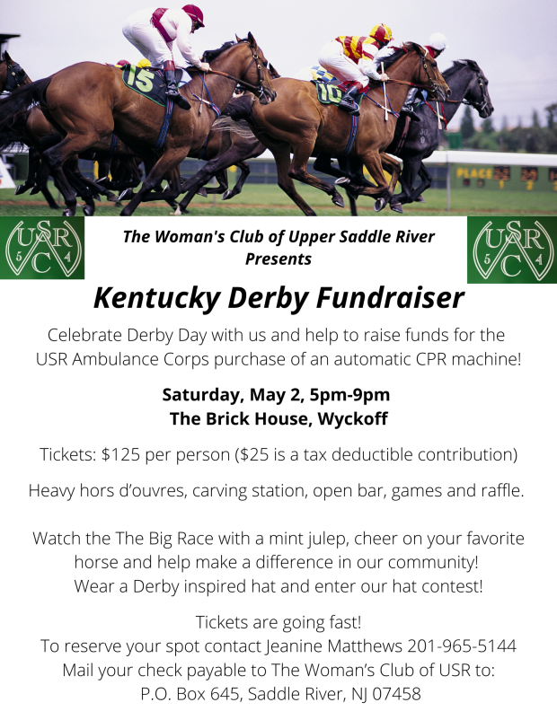 Kentucky Derby Fundraiser